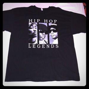 Hip Hop Legends Tupac Eazy E Biggie